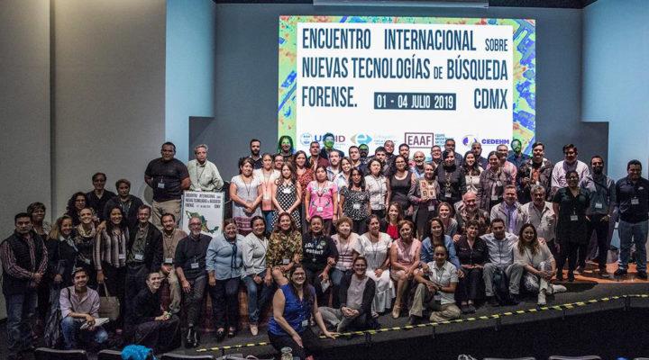"""Investigadores del CONICET participaron del """"Encuentro Internacional de Nuevas tecnologías de Búsqueda Forense"""""""