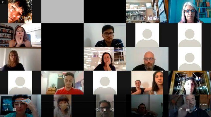 Numerosa reunión virtual de la RACME para continuar con los avances en materia de Cannabis Medicinal