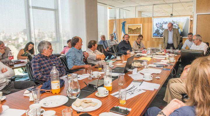 El Directorio del CONICET se reunió con su Consejo Asesor Regional (CAR)