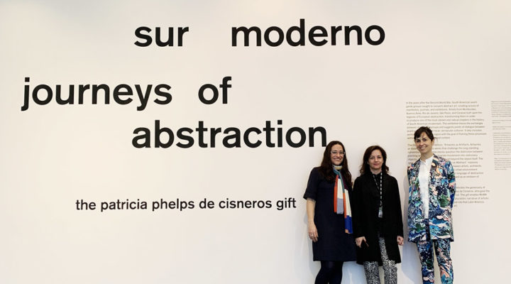 CONICET scientist is consulting curator of a Latin American art exhibition at the MoMA in New York