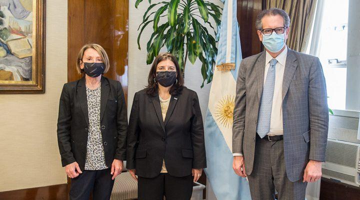Convenio con el Banco Central de la República Argentina