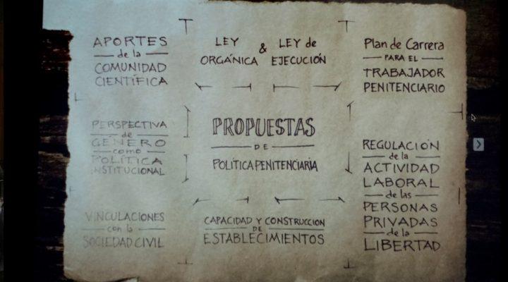 Proponen la revisión del Plan Director de la Política Penitenciaria Argentina
