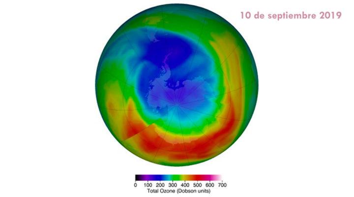 El desafío de la recuperación total de la capa de ozono