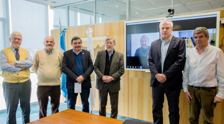 Reunión de trabajo entre el CONICET y el Consejo Interuniversitario Nacional