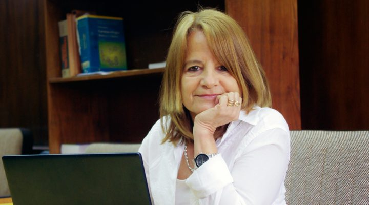 Cecilia Bouzat fue incorporada a la Academia Nacional de Ciencias