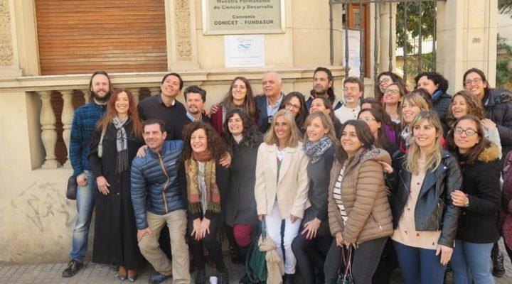 El Instituto Argentino de Oceanografía cumplió 50 años