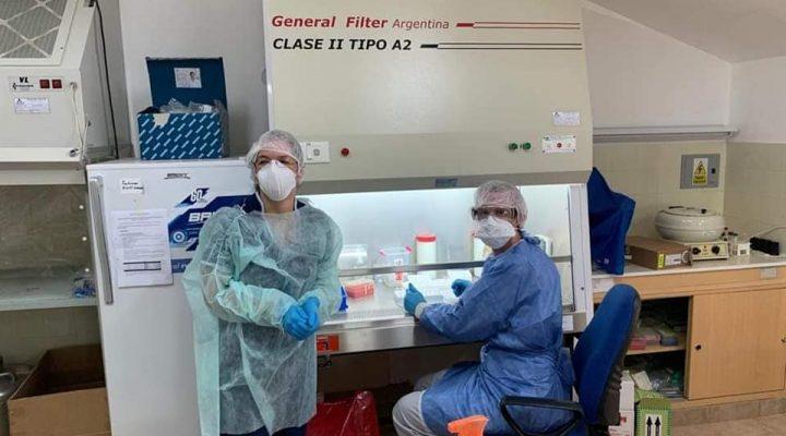 En Chaco, investigadores del CONICET trabajan en el diagnóstico de casos de COVID–19