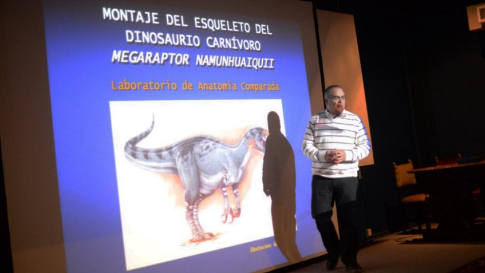 El Museo Argentino de Ciencias Naturales festejó un nuevo ...