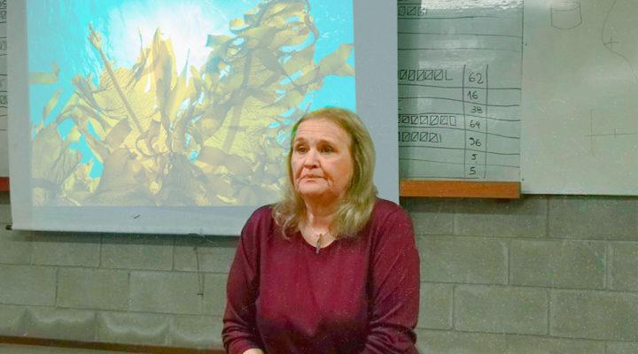 Se dictó un curso de algas y diatomeas como indicadores de interés forense