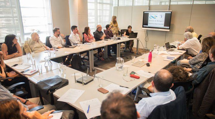 Encuentro bilateral entre el CONICET y el Instituto Pasteur de París