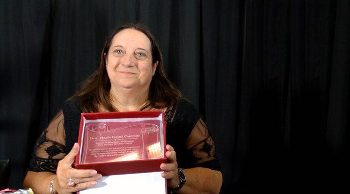 Investigadora del CONICET reconocida por el Museo Histórico Sarmiento