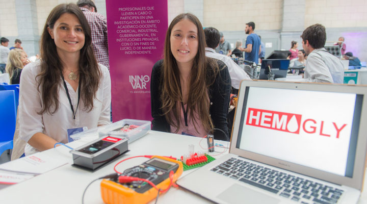 Hemogly, un dispositivo low-cost que permite diagnosticar la diabetes mellitus.
