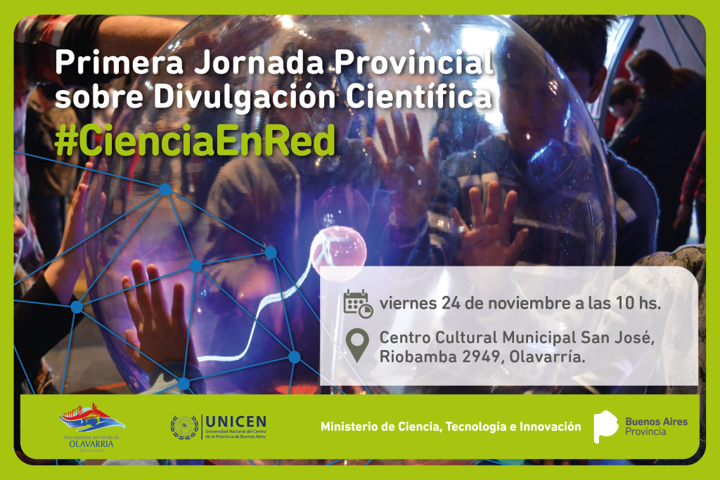 Primera Jornada Provincial sobre Divulgación Científica