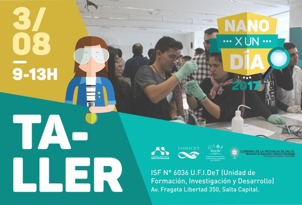 Taller NX1D 3-8