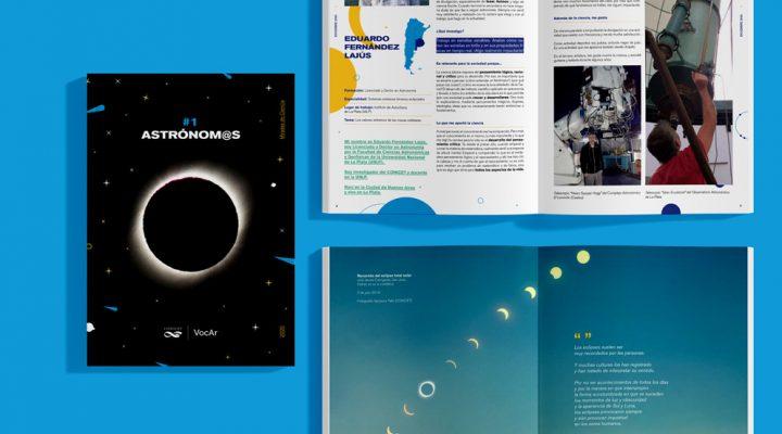 MIRADAS DE CIENCIA: #1 Astrónom@s