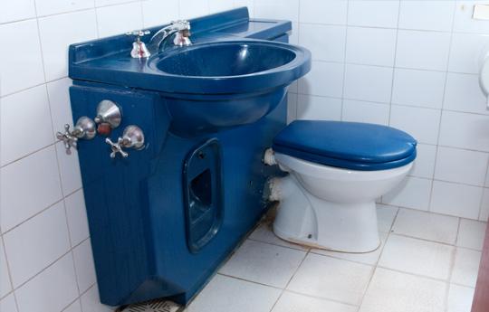 Ahorrar agua sin notarlo ba os que reciclan conicet for Ideas para ahorrar agua