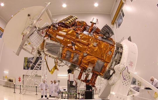 Resultado de imagen para ciencia y tecnologia argentina espacial