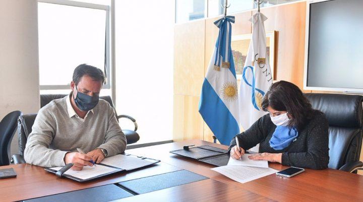 El CONICET firmó un convenio con la Municipalidad de Escobar
