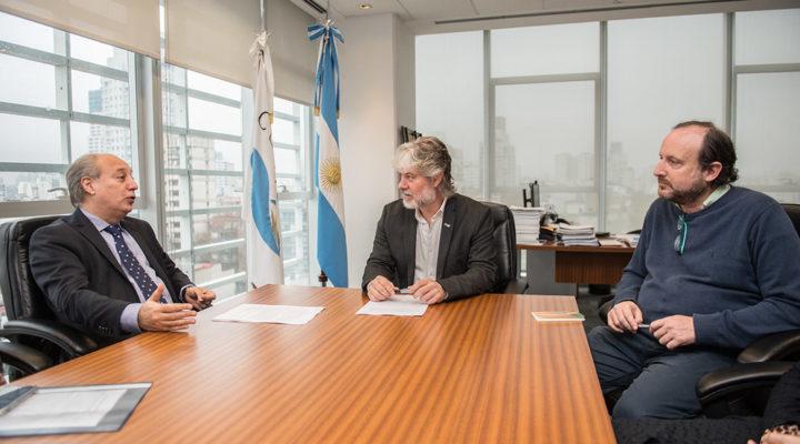 El CONICET y el Ministerio Público Fiscal firmaron un convenio de asistencia técnica