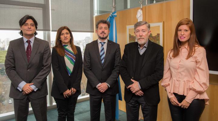 El CONICET firmó un convenio con el Colegio de Abogados de San Isidro