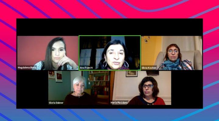 """Cuarto encuentro del ciclo virtual """"Cerebro y Mujer II: Mitos, Realidades, Distintas Perspectivas"""""""