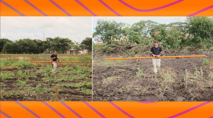 Santiago Perdomo: un geofísico que colabora con el Equipo Argentino de Antropología Forense