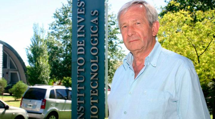 La Universidad Nacional de San Martín homenajea a Rodolfo Ugalde