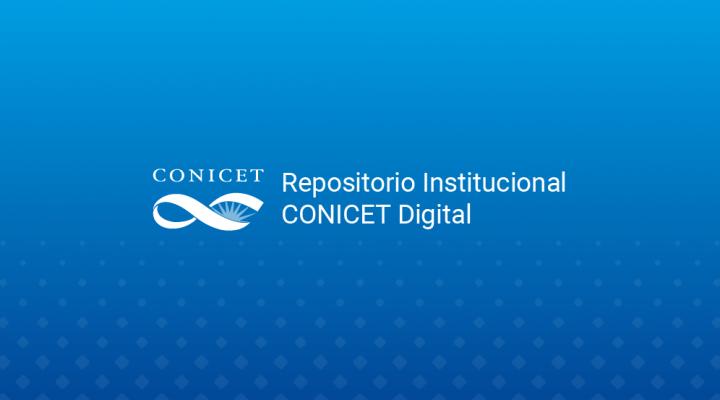 Nueva Edición del Boletín del Repositorio Institucional CONICET Digital