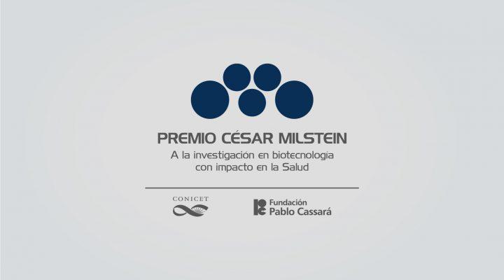 El lunes 25/10 abre la convocatoria para el Premio César Milstein