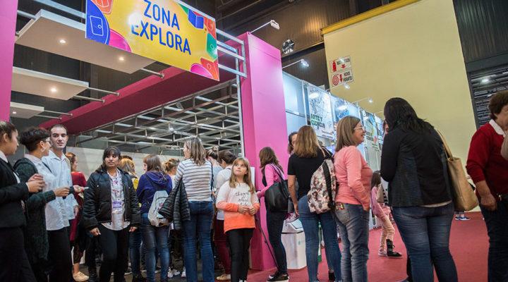El CONICET en la Feria del Libro 2019